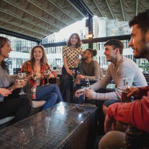 Speed dating organisé par les anciens élèves de l'IRA de Metz